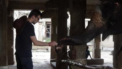 Bénédiction de l'éléphant