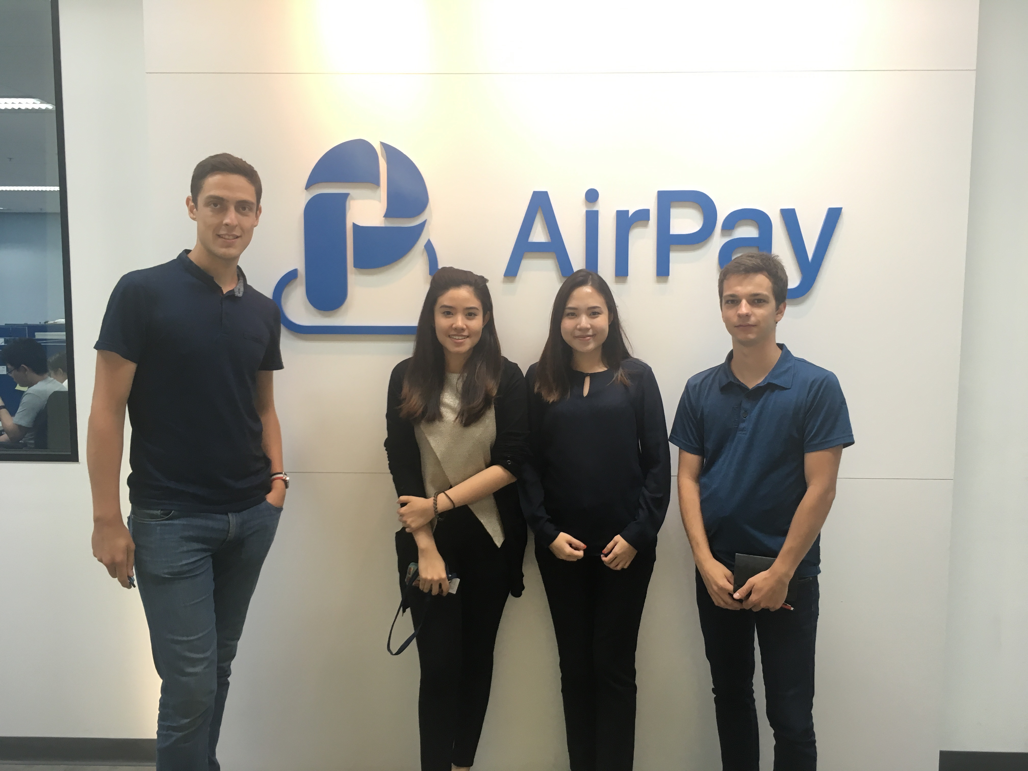 Sea garena x airpay x shopee the success by millennials for Idee entreprise rentable